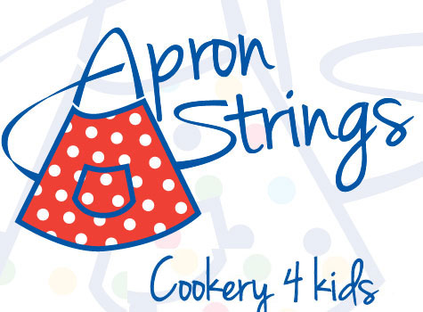 Strings attached cookery for kids logo